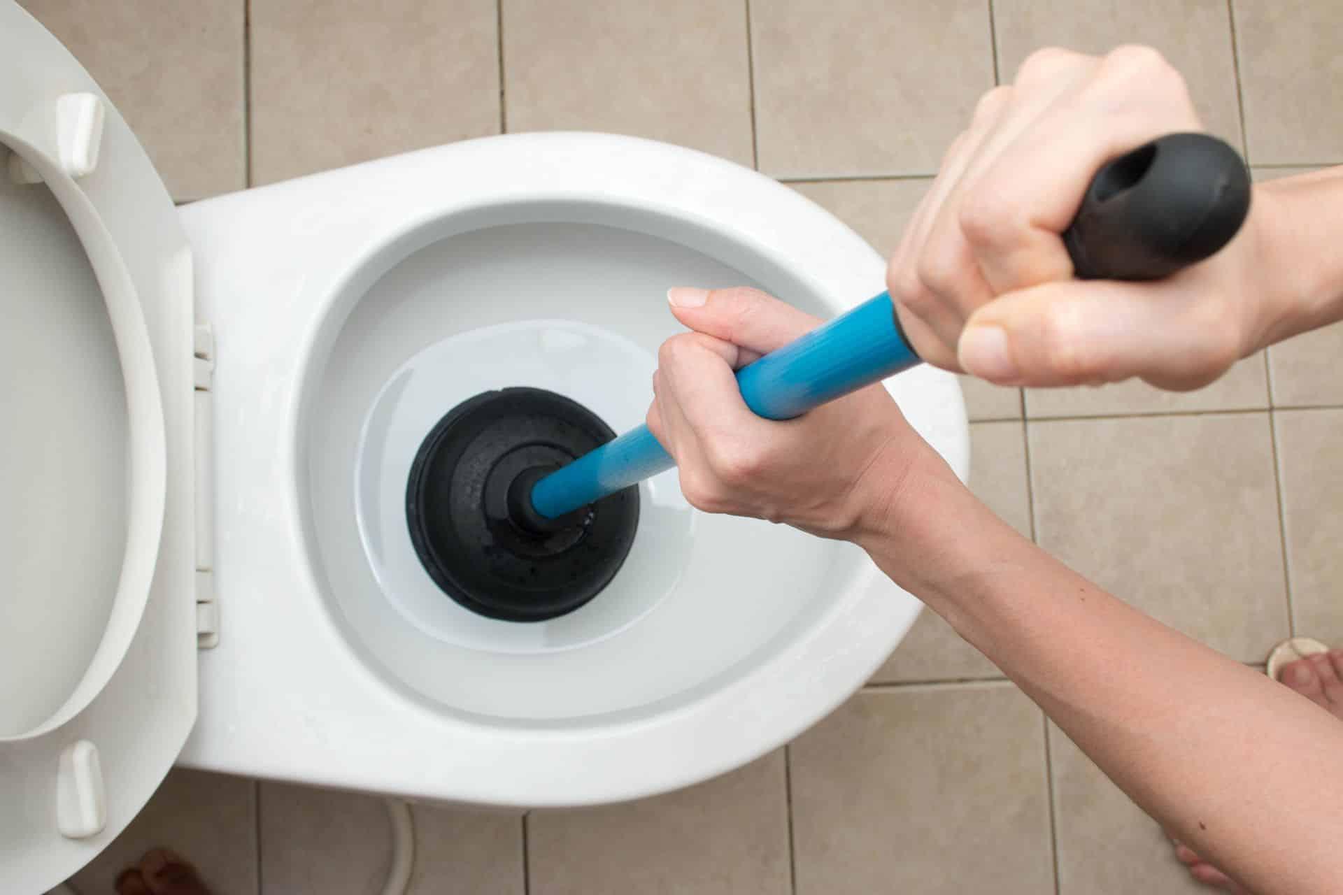 Toilet Repair Toilet Blockage Repair