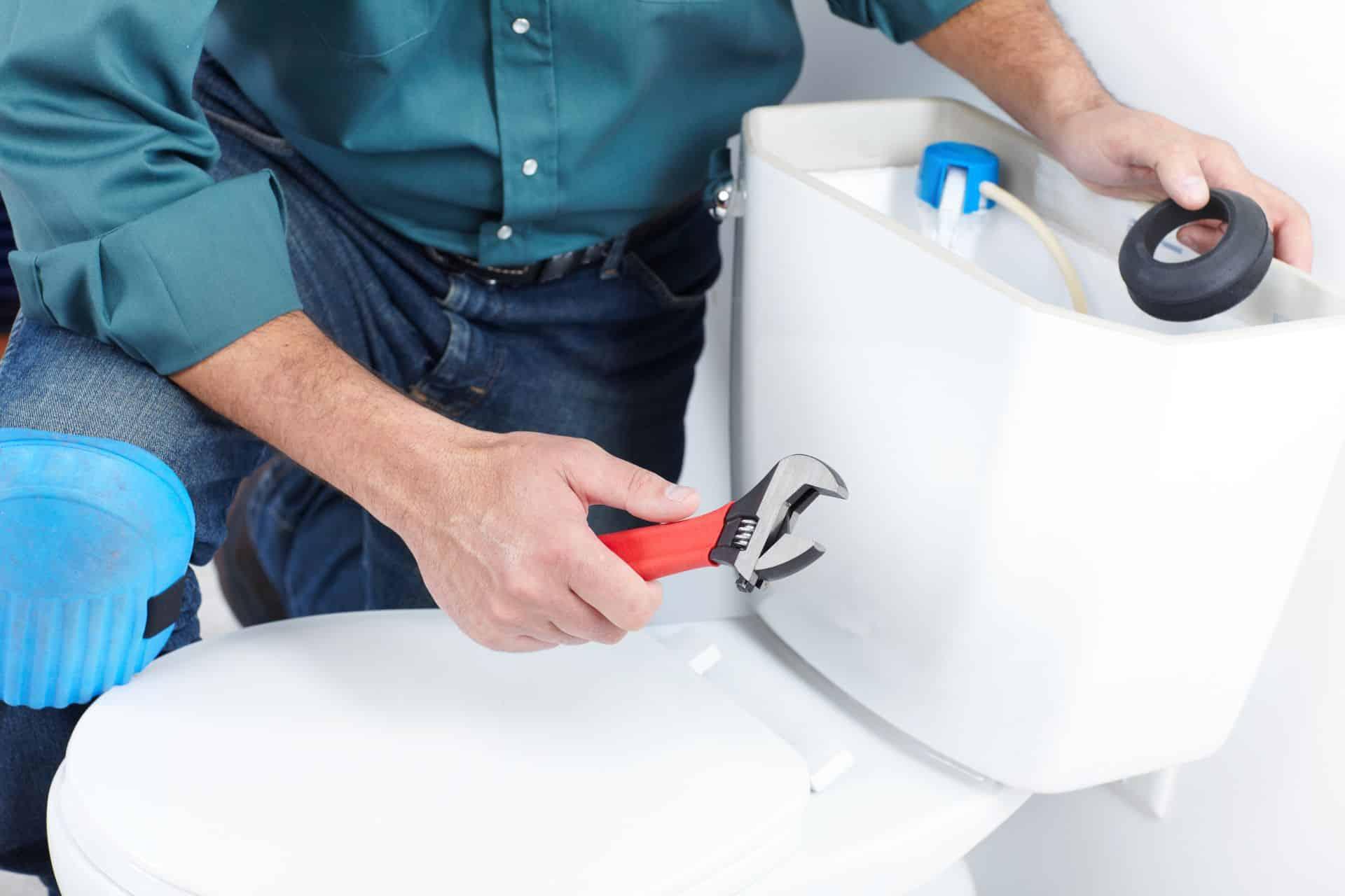 Toilet Maintenance Toilet Blockage Repair